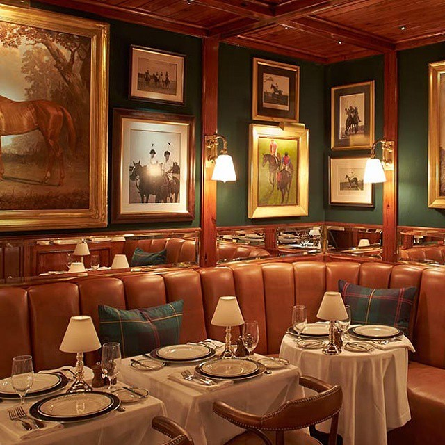 polo lounge, nyc, dining etiquette, splitting the bill, manhattan