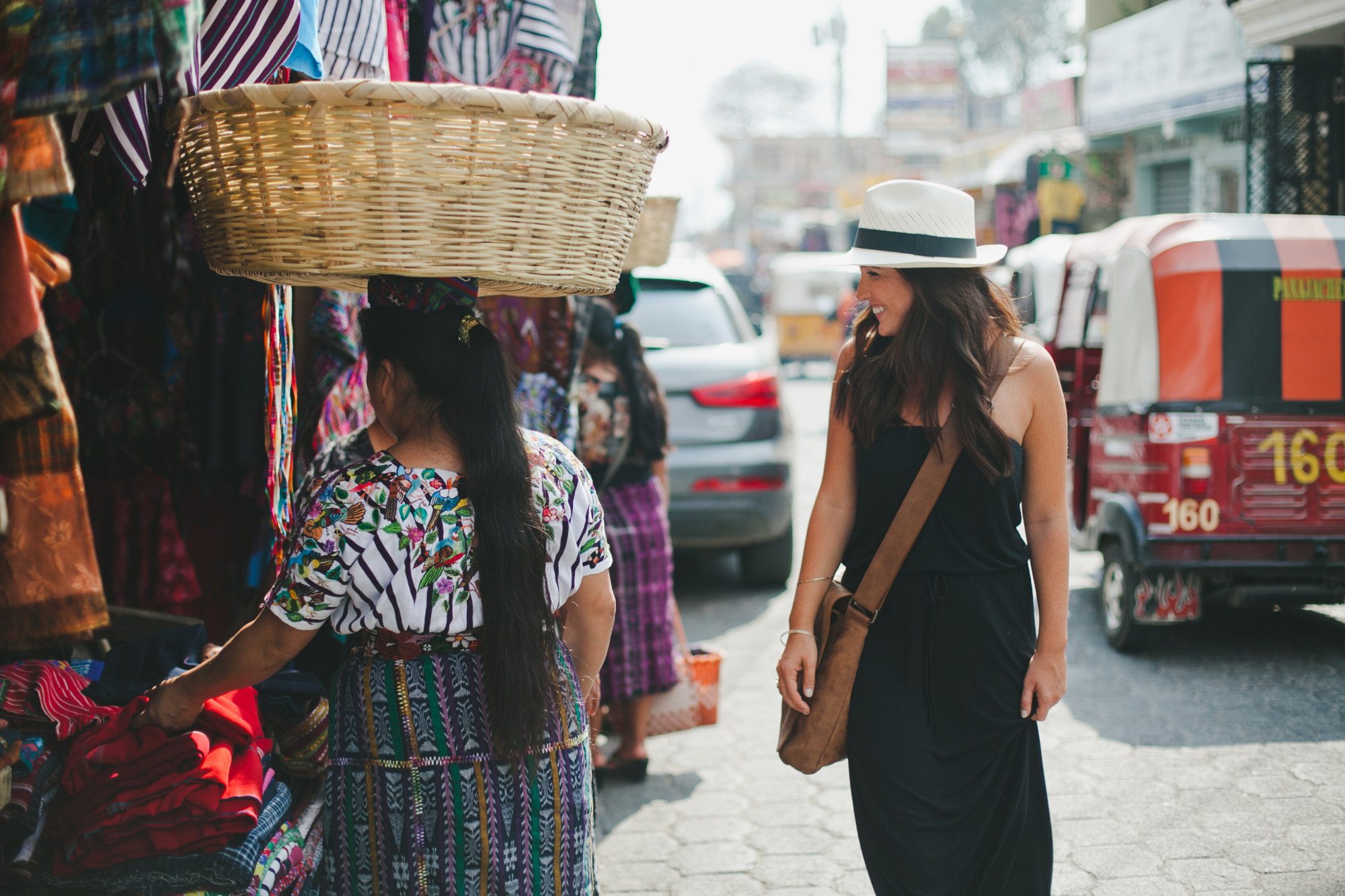 Shopping in Market2