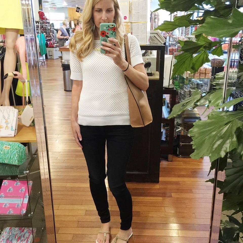 gap, st. bernard sports, nordstrom, black jeans