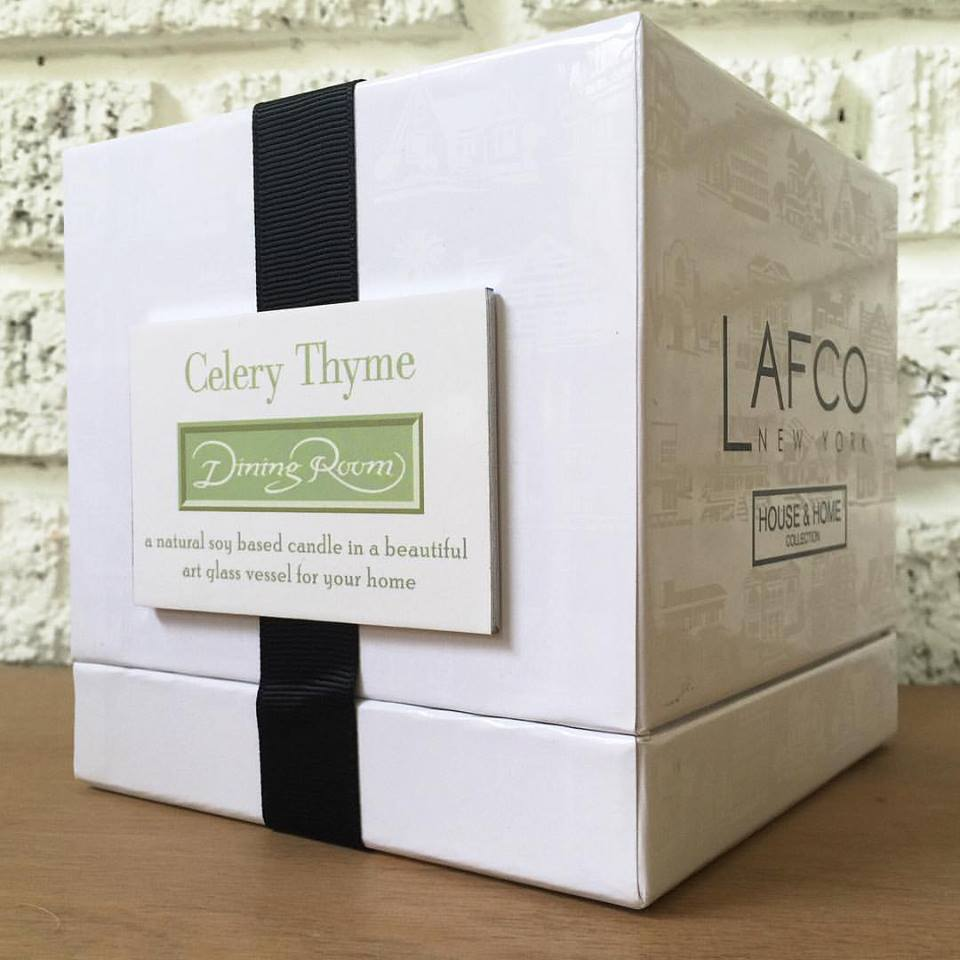LAFCO celery thyme, LAFCO candle, gift, nordstrom