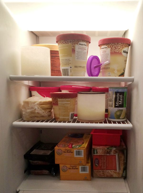 freezer, freeze LAFCO candles, LAFCO candles,