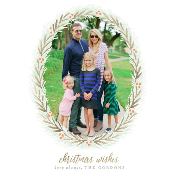 minted, christmas card, holiday card