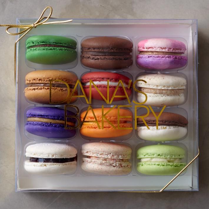 macaroons, gift, dallas blogger, macaroon gift
