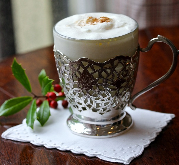 White House Egg Nog, America's table, party etiquette, christmas party etiquette