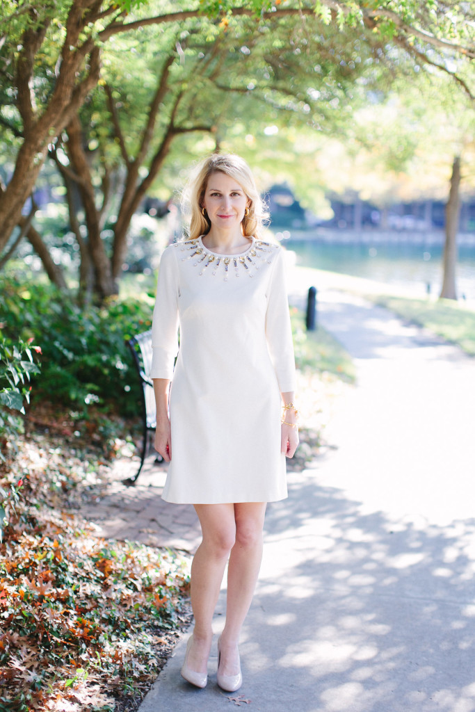 dallas fashion blogger, julie vos, gift for her, gold jewelry