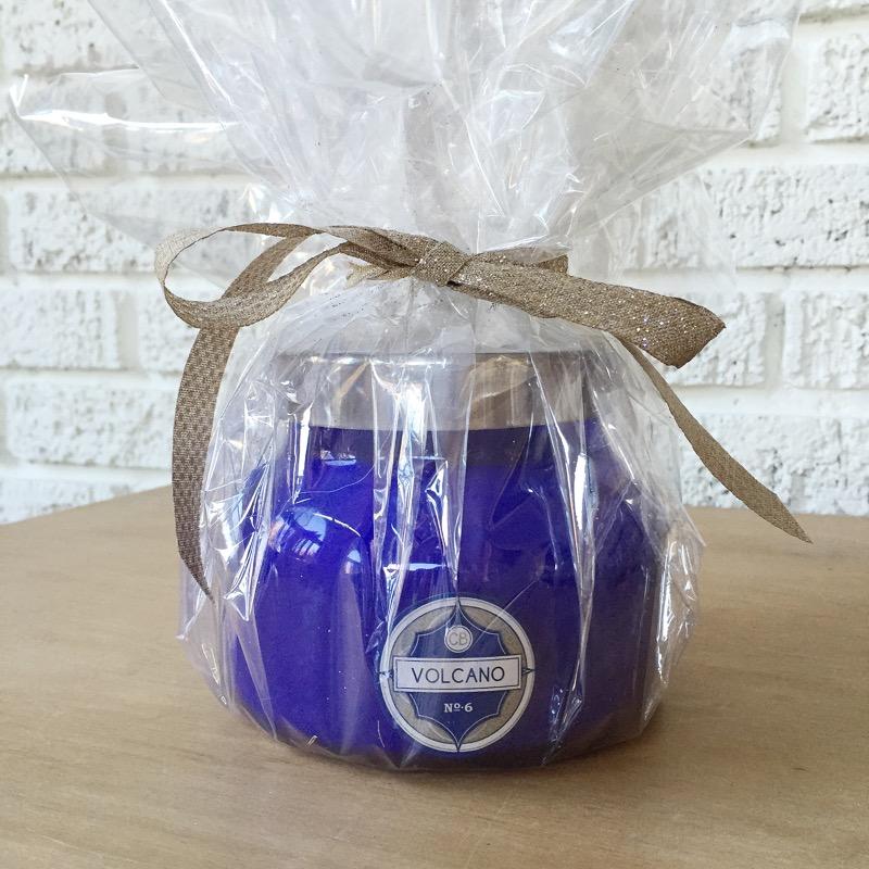 blue volcano, capri blue candle, dpm fragrance