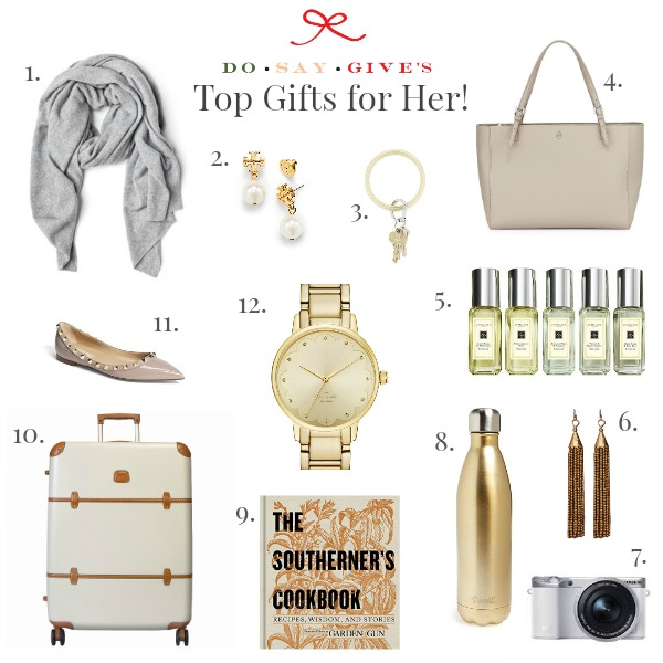 top gifts for her numbers