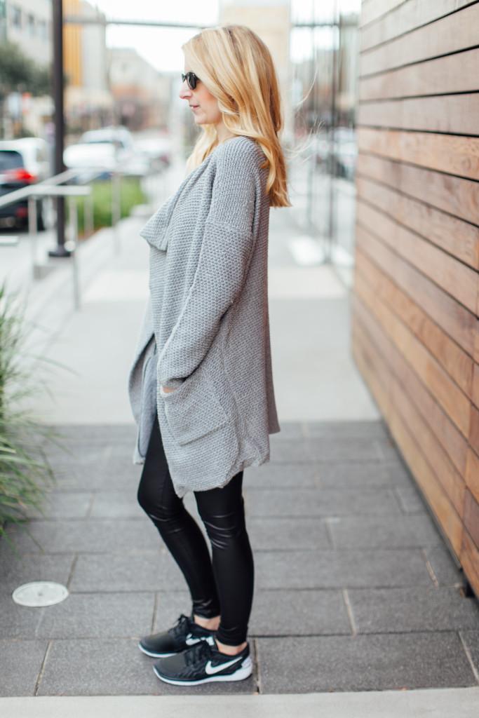 dallas blogger, stephanie drenka, liquid leggings, nike 5.0