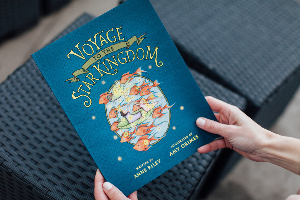 voyage to the star kingdom, talking about death with children, dallas blogger