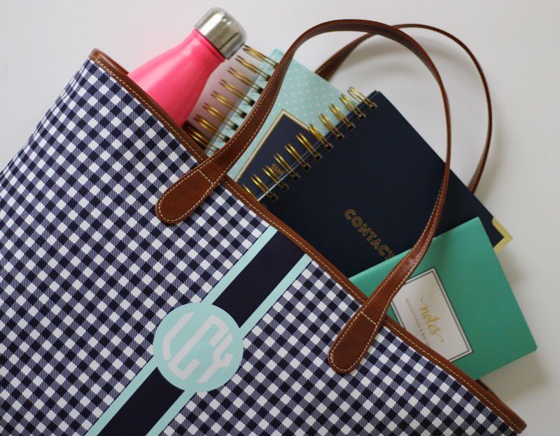 barrington gifts, st. anne's tote, s'well water bottle, emily ley address book