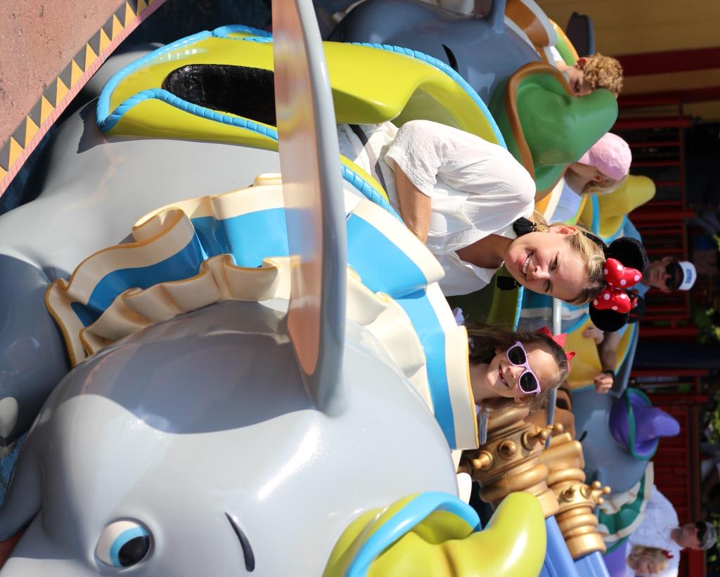 Magic Kingdom Dumbo Ride