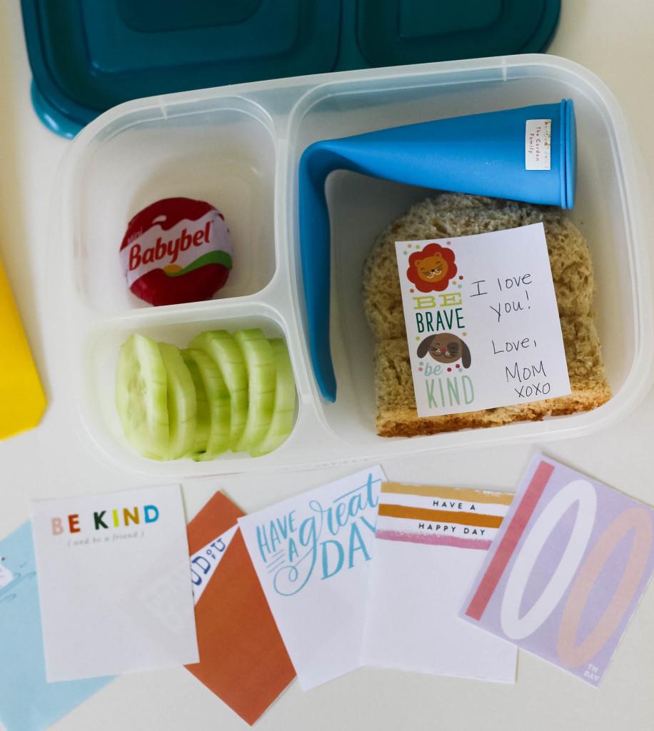 easy lunchbox