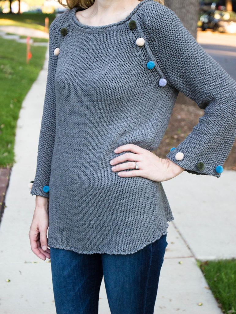liz and honey sweater
