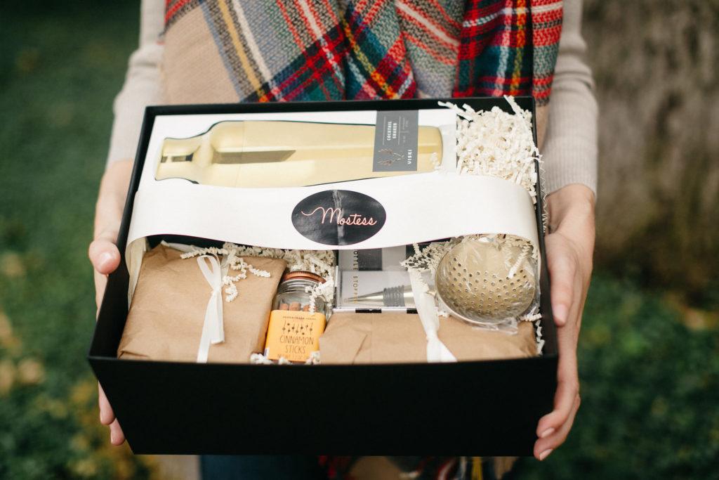 mostess gift box