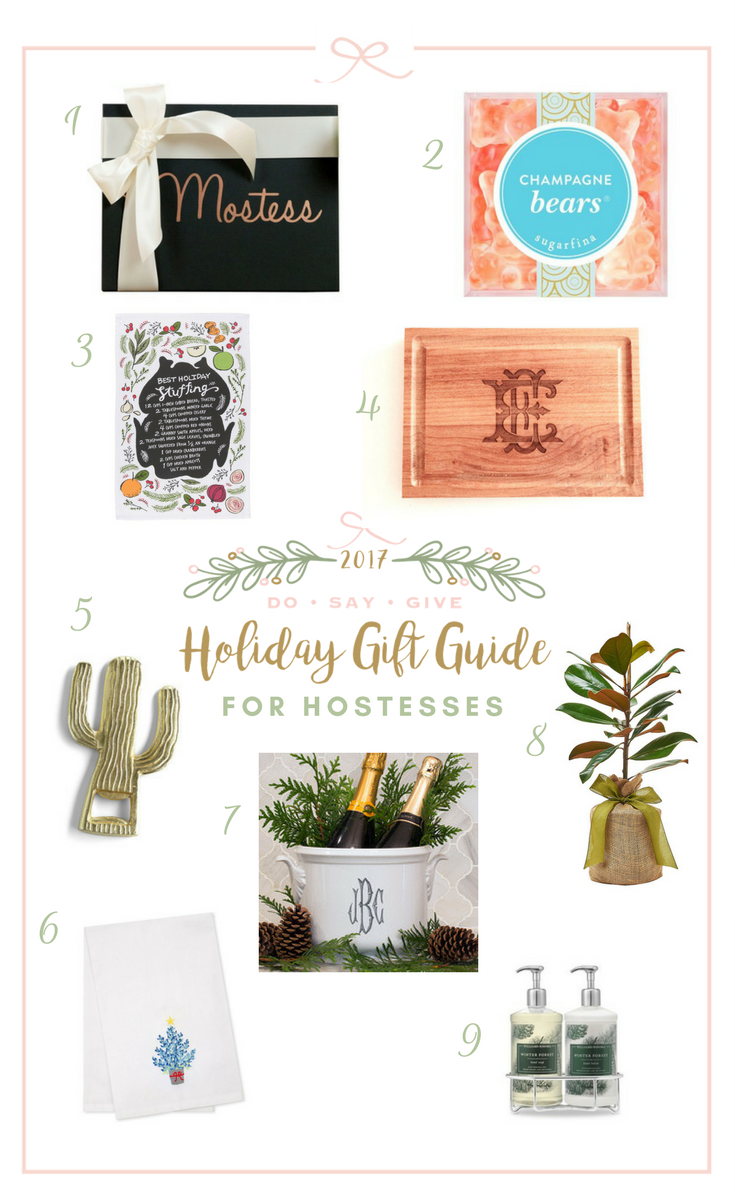 The Best Hostess Gifts To Give This Holiday Season