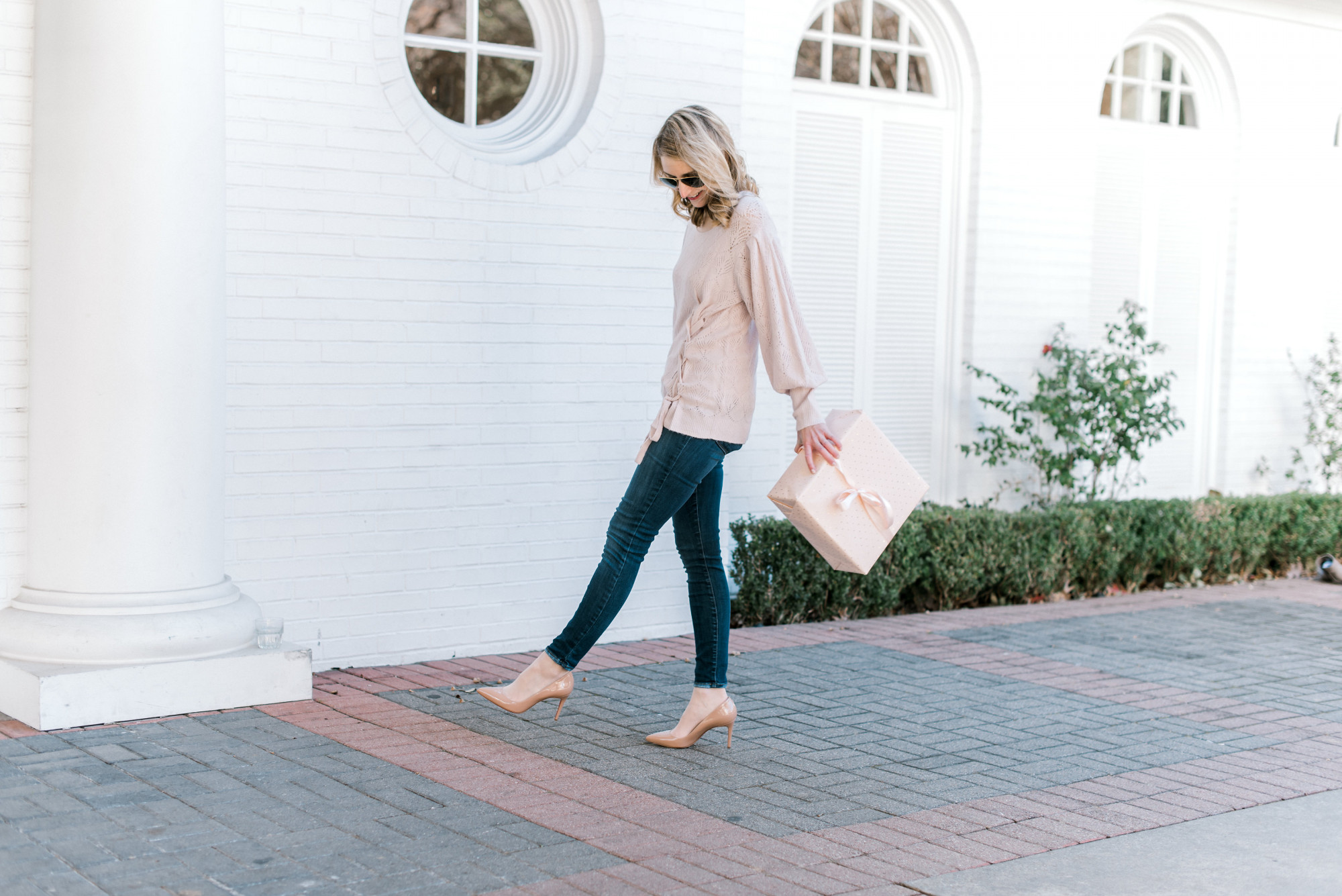 1e9e1e984a It is such a treat today to partner with Nordstrom to share my favorite nude  pumps. If you've got some Christmas money to spend, I am making the case  why a ...