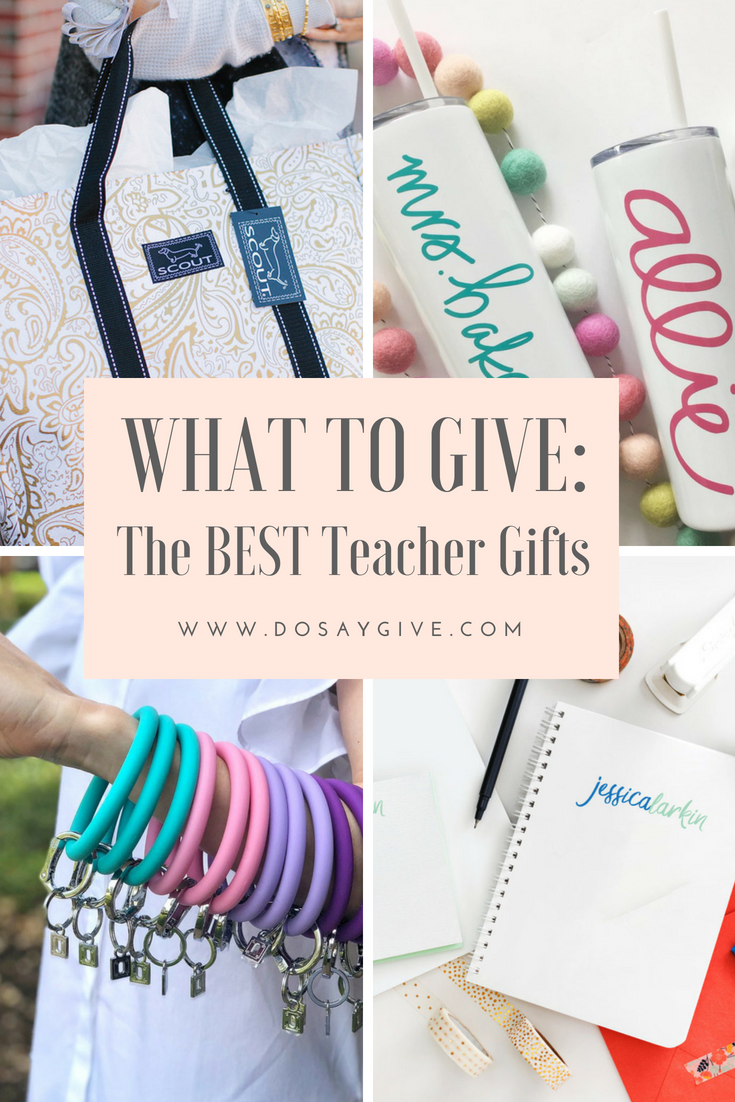 The BEST Teacher Gifts!