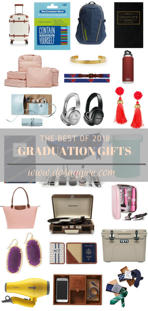 The Best Graduation Gifts In 2018