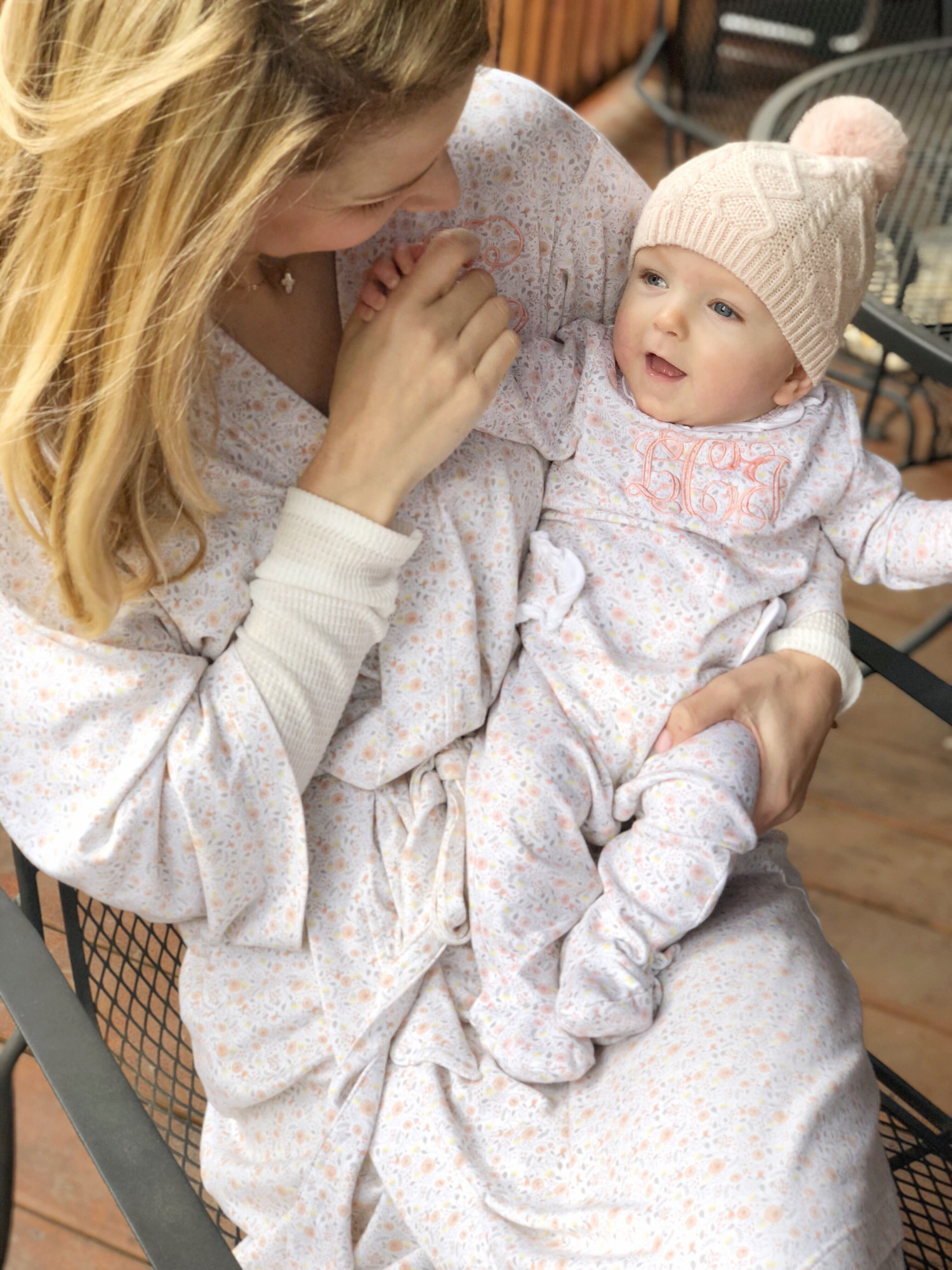 mommy and me robe