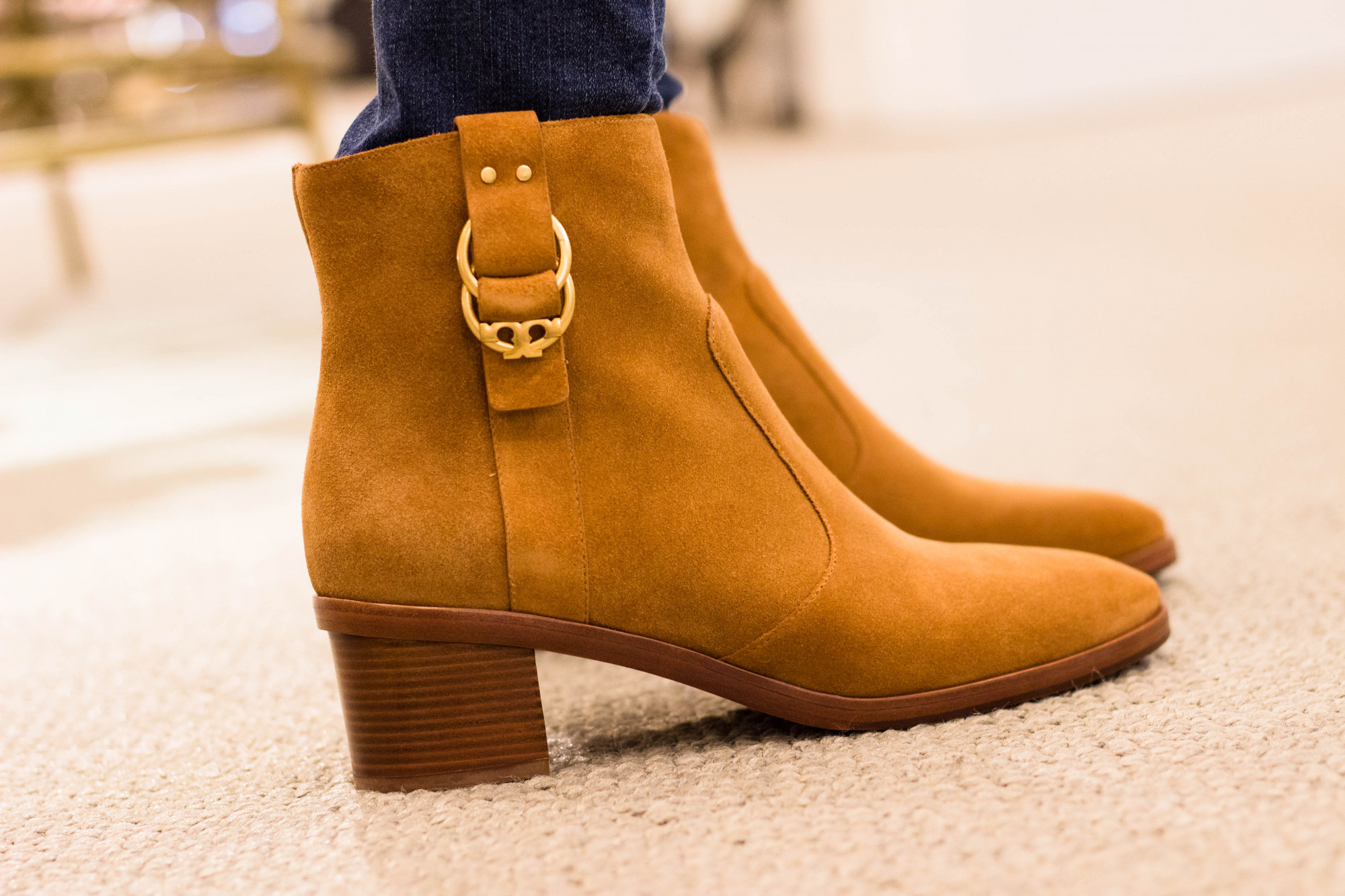 tory burch bootie sale