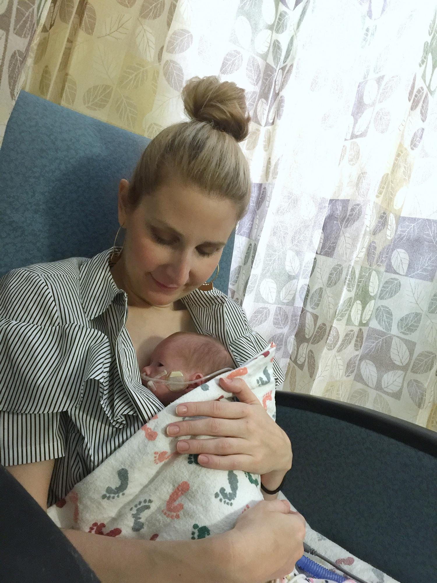 breastfeeding in the nicu