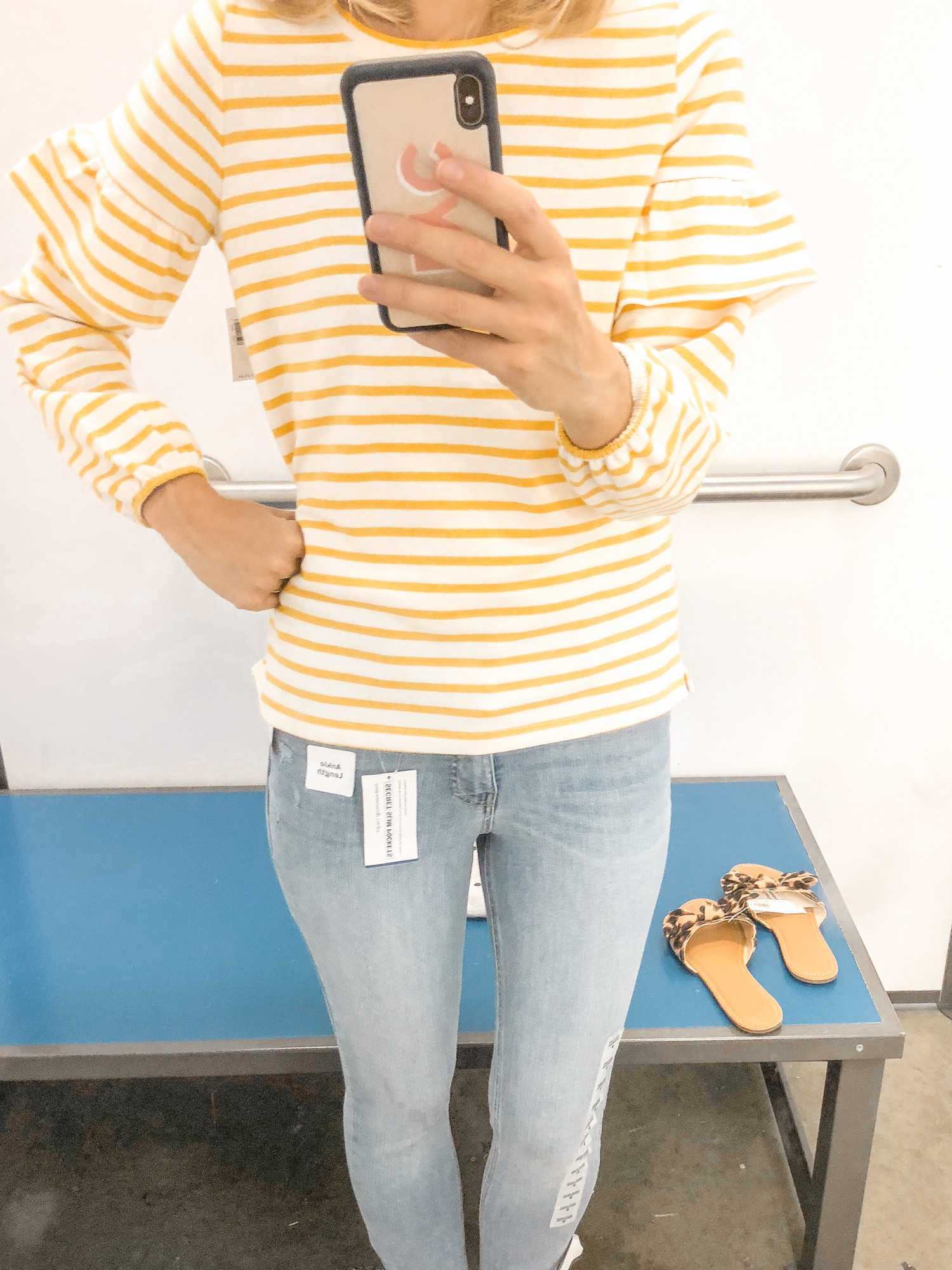 Laid back classic style with Old Navy