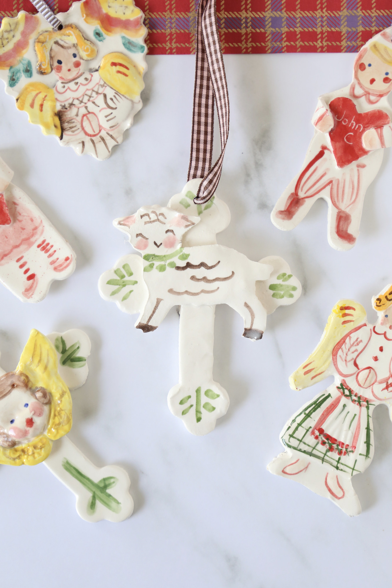 Tricia Lowenfield Ornaments