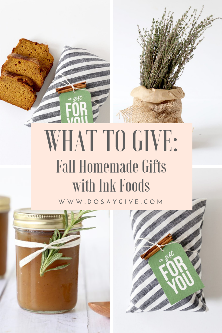 Fall homemade gifts your friends will love!