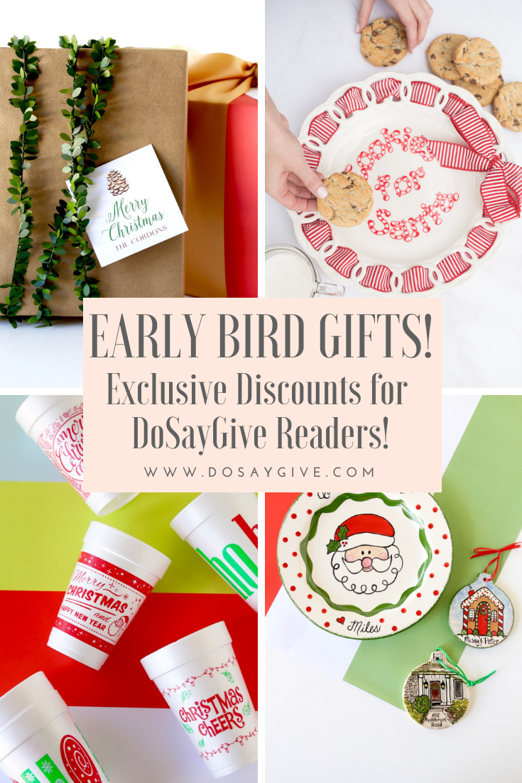 early bird gifts