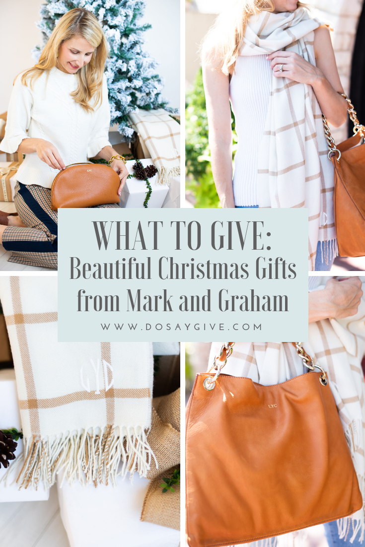 """Beautiful Christmas Gifts """"For Her"""" from Mark and Graham"""