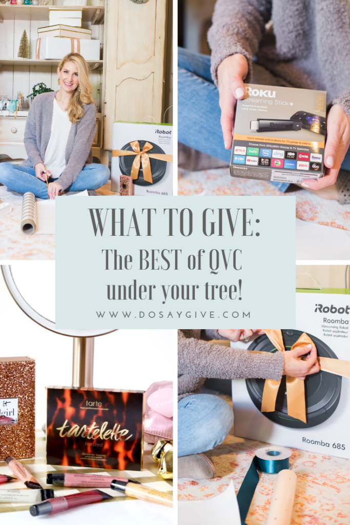 the best of QVC under your tree!