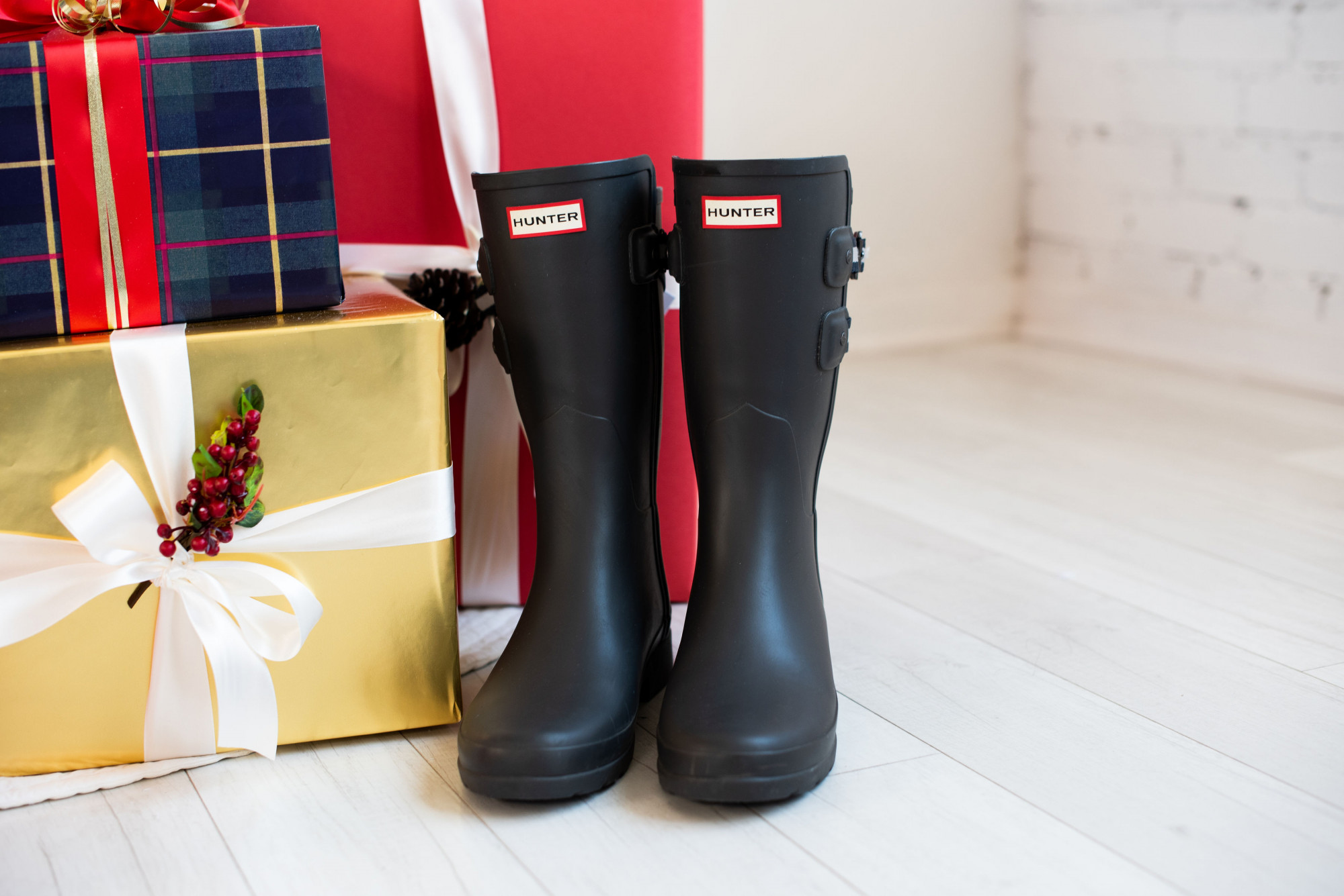 hunnter boots