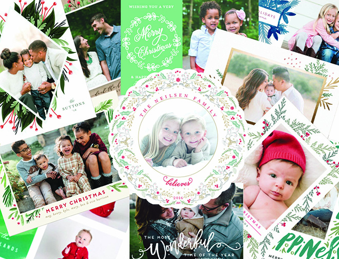 Minted Christmas Cards.Minted S New Christmas Cards An Early Bird Discount