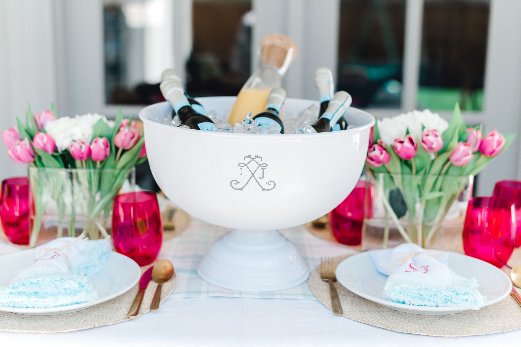 Celebration Wine Bowl