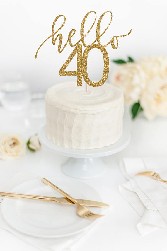40 Gift Ideas For 40th Birthdays
