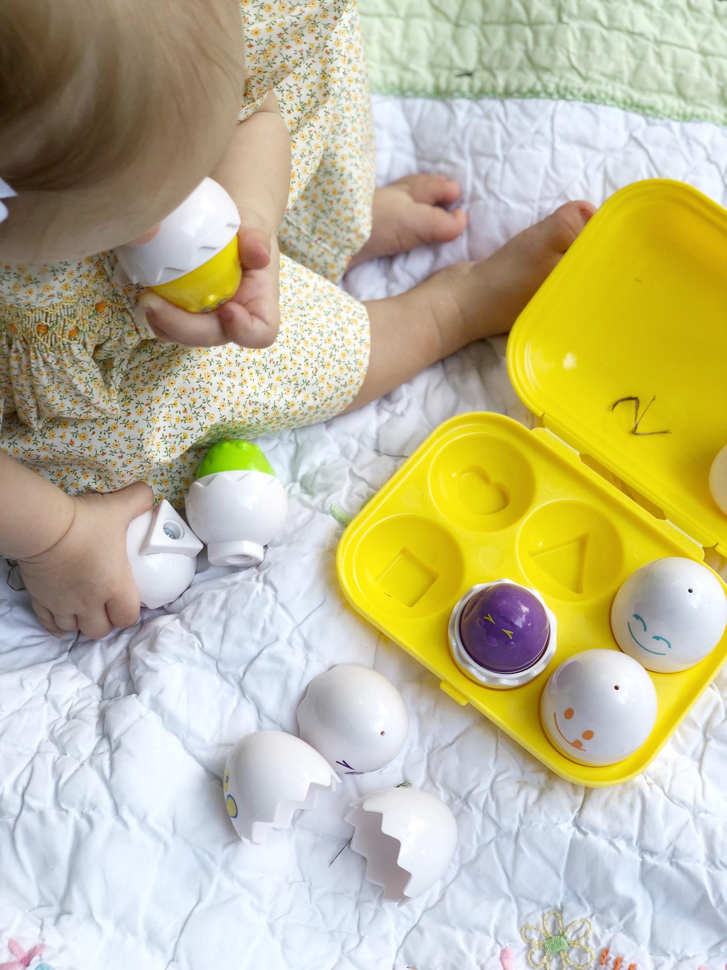 egg shape sorter