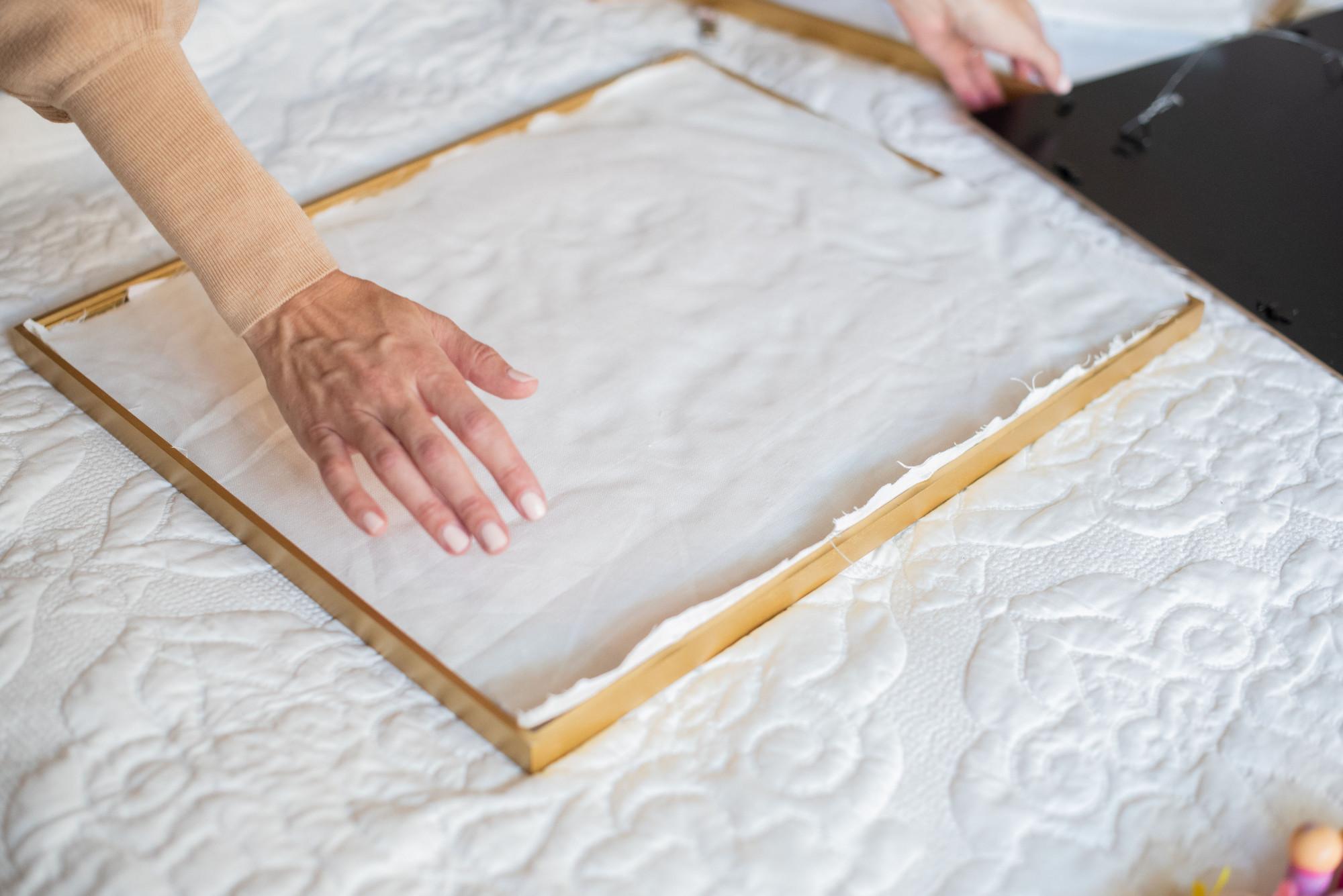 linen mat