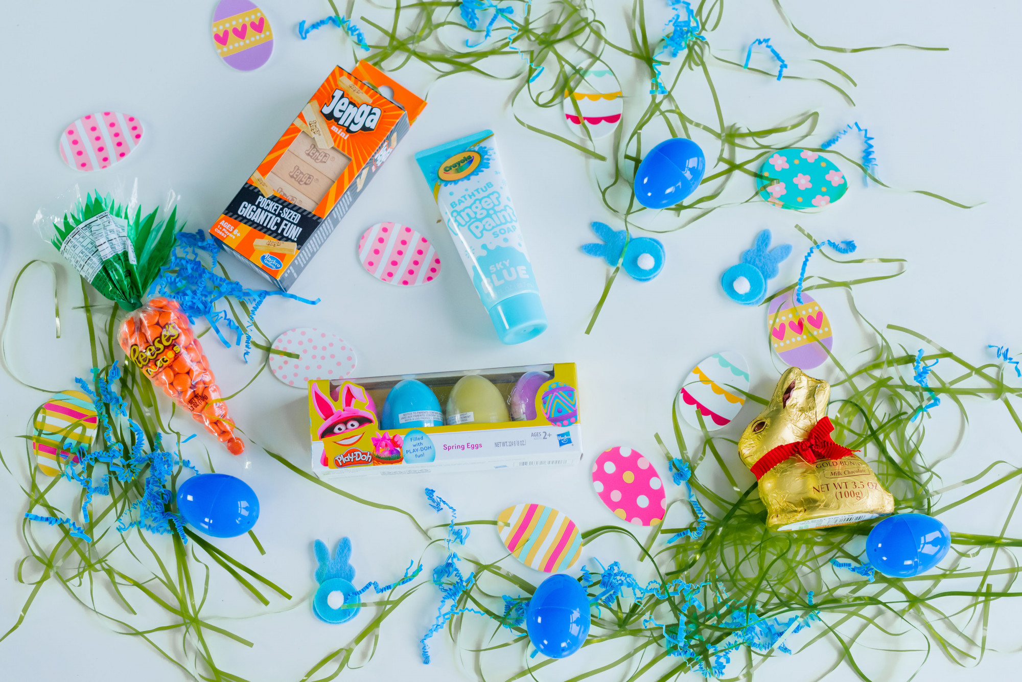 Easter Basket Goodies for Boys