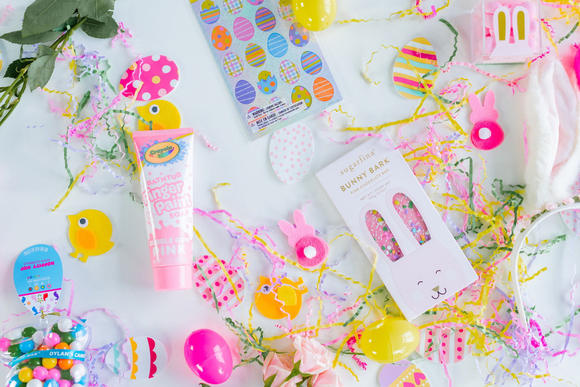 Easter Basket Goodies for Girls