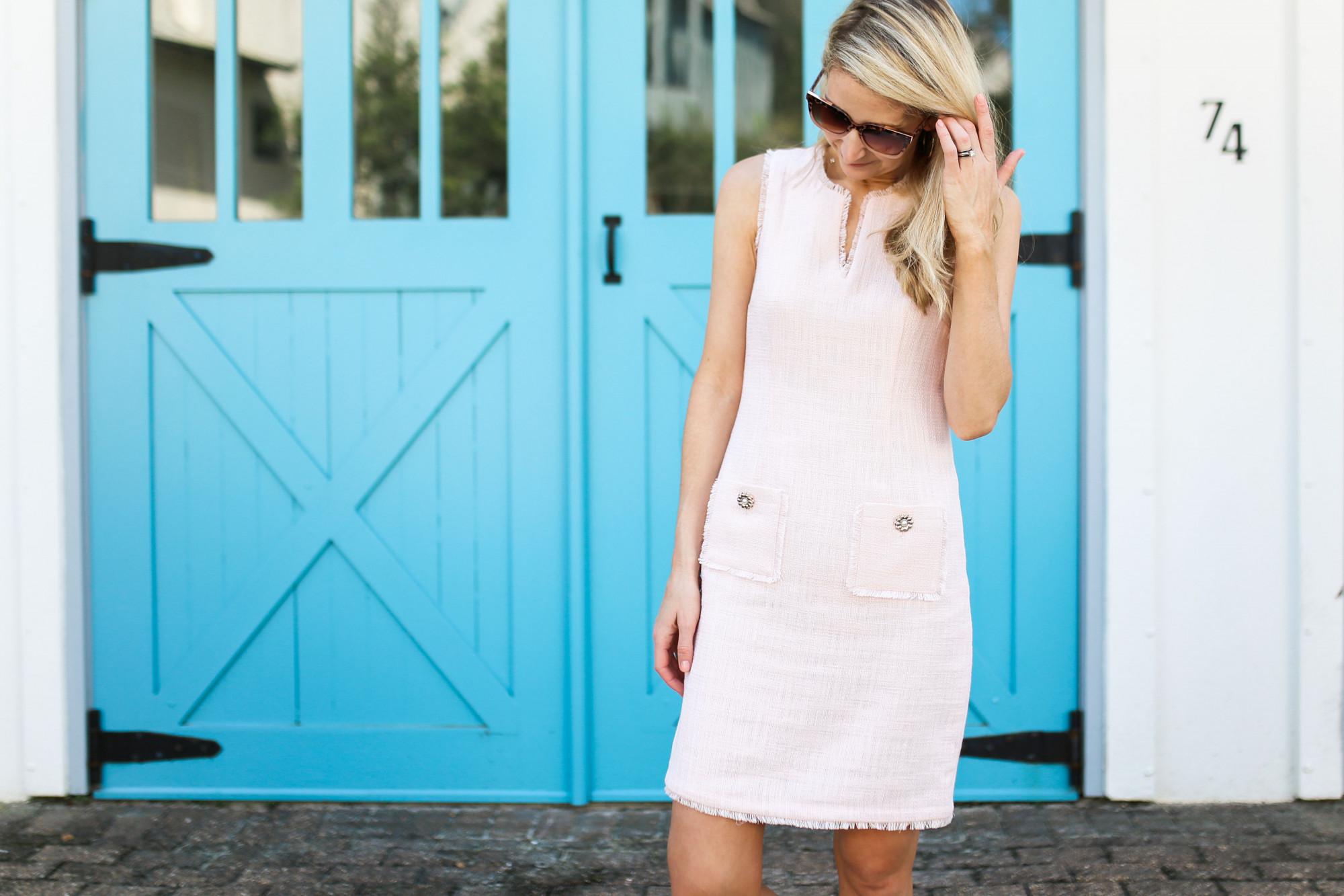 Walmart White Dress