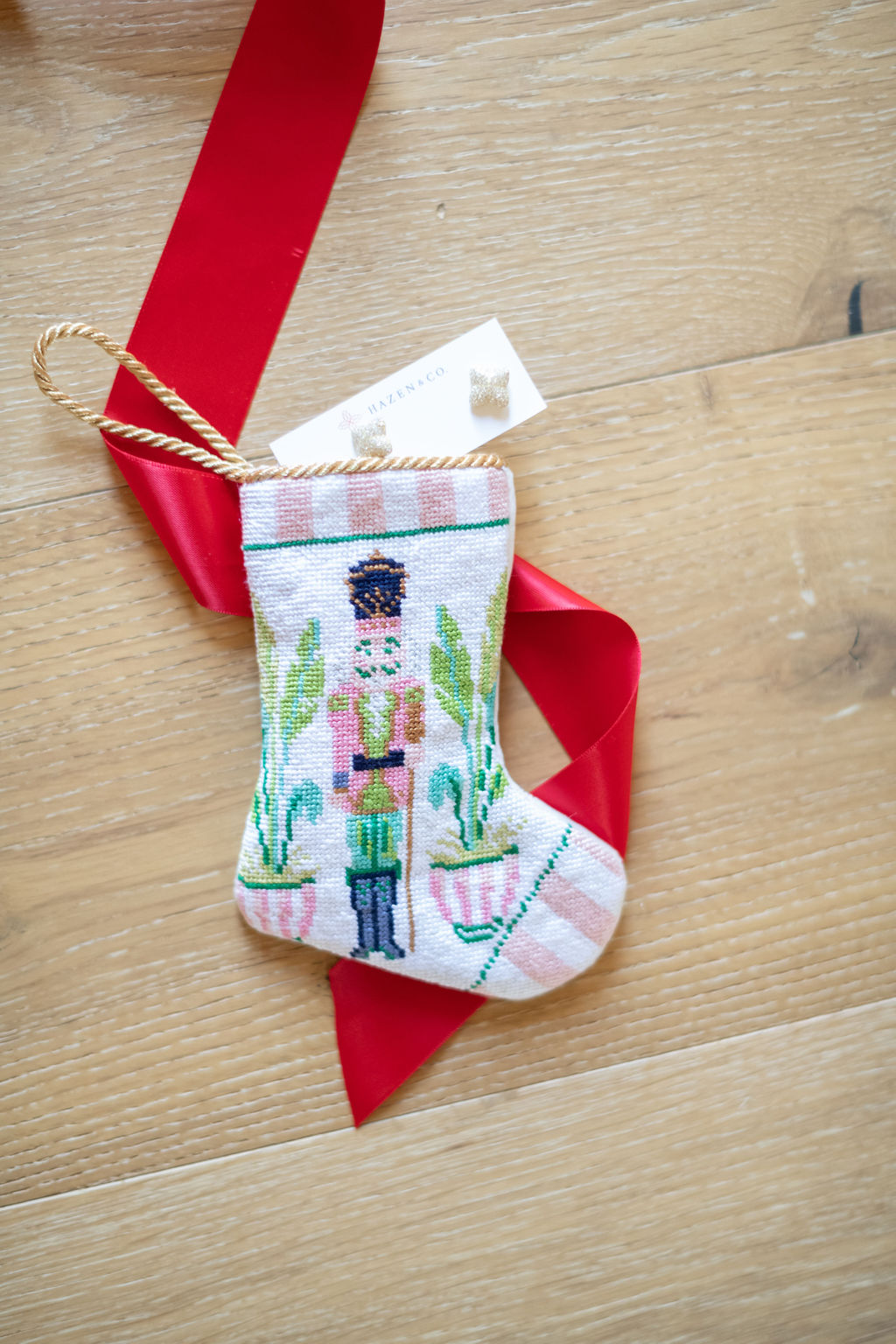 bauble stockings