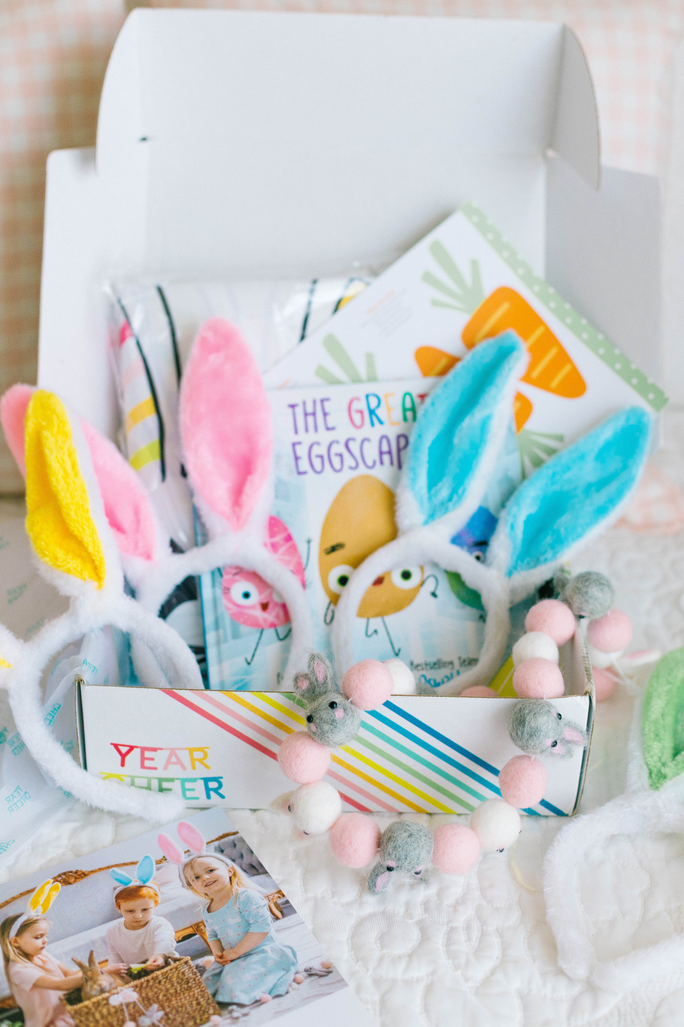 easter activity box