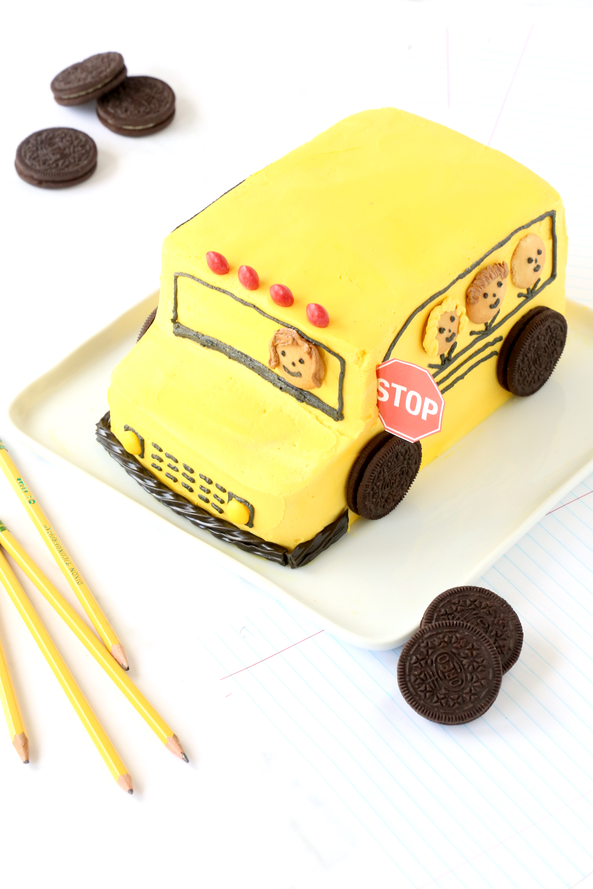 back to school dessert
